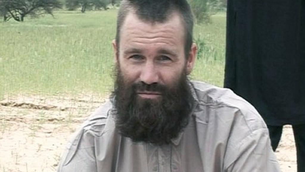 Enlevé par Al-Qaïda en 2011, il est libéré