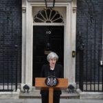Theresa May : Photo AFP