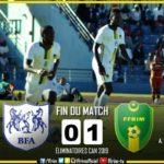 Victoire Mauritanie sur le Bostwana – FFRIM