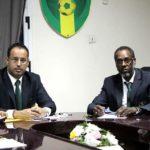 Réunion comité exécutif FFRIM – Photo FFRIM