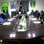 Réunion comité exécutif FFRIM