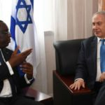 Macky Sall et Netanyahu