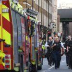 Patrouille police à Londres – AFP