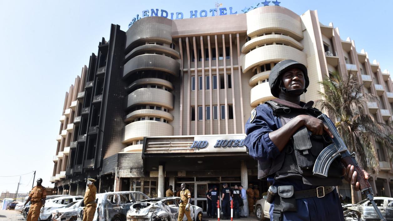 Burkina Faso : qui est le Français tué dans l'attentat