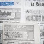 Presse -'Mauritanie