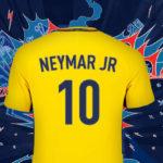 Maillot de Neymar – PSG 2017