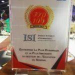 Soirée de Gala des 100 entreprises les plus dynamiques au Sénégal et dans l'espace UEMOA