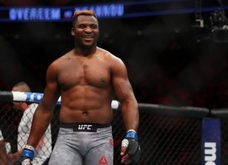 Francis Ngannou - Photo AFP