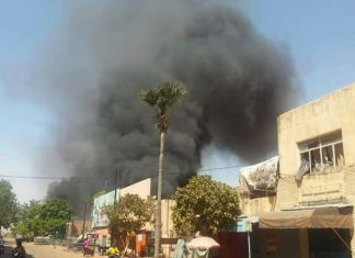 Attaque Ouagadougou 2 mars 2018