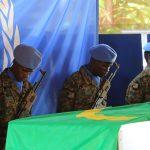 Image d'illustration hommage à un soldat mauritanien décédé en avril 2016