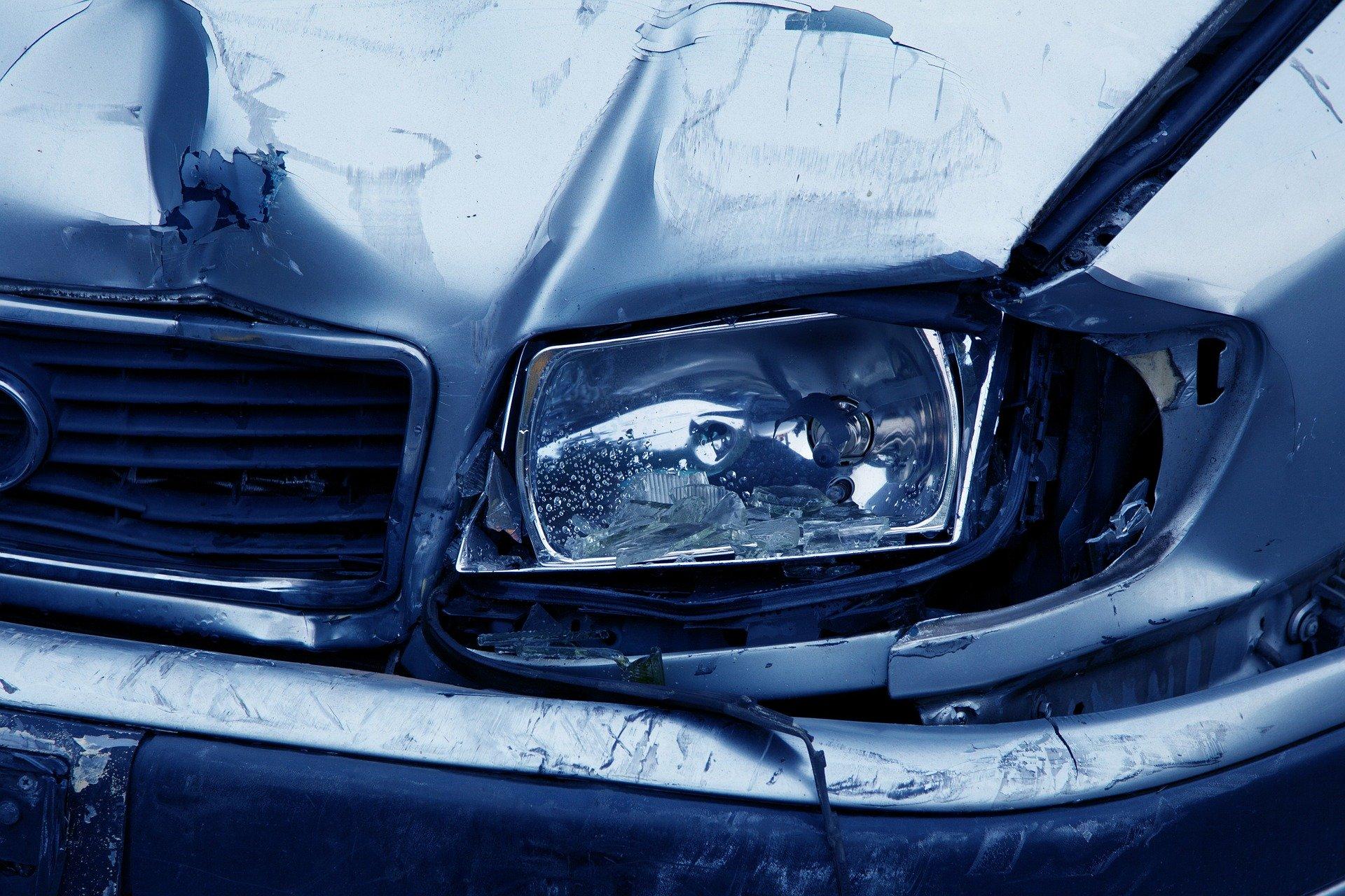 Image d'illustration accident de route