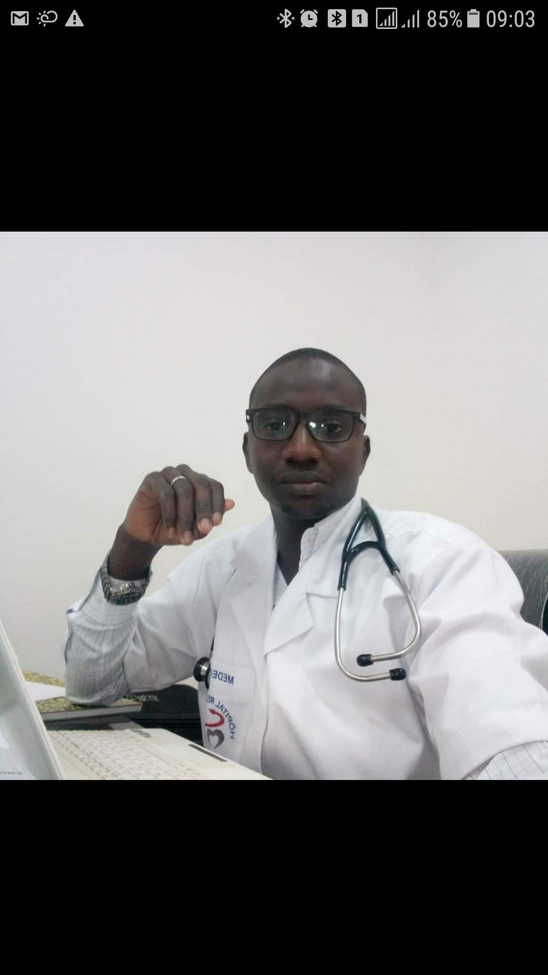 ministère santé Mauritanie