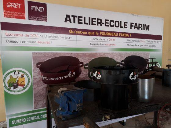 LeReflet.NET | Images de l'inauguration de l'atelier FARIM2