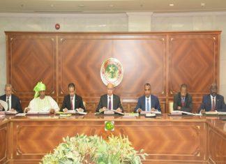 photo conseil des ministres décembre 2019
